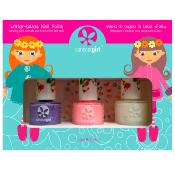 Suncoatgirl Kit Trio Vernis Ballerina Beauty